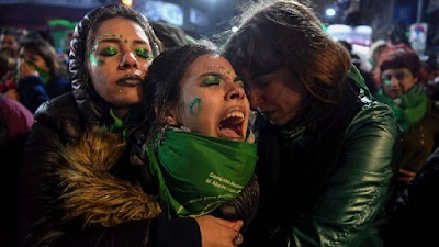 Argentina's Senate kicks out bill proposing legalisation of abortion