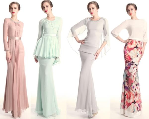 Design Baju Raya Artis : Namee roslan tempah baju kahwin nurita harith