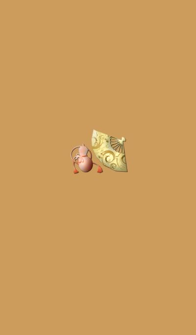 The strongest money luck icon Orange