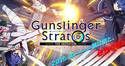 Gunslinger Stratos The Animation - VietSub (2015)