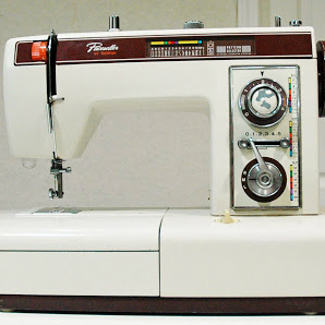 1978 Brother Pacesetter 3001XL Vintage Sewing Machine