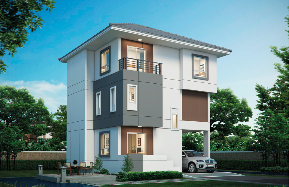 A number of bedrooms are one of the most important consideration in when building a house. A small or big house as living space have both their positive and negative features. In this post, we have to focus on houses, not just regular houses, but the large or big ones.   If you are a family-oriented person or planning to have many children you a big house is ideal for you. Although you need thousands or even millions of pesos to build this kind of house, it is worth it if this is for you and your family.    When you have a large house, you don't need to worry about many things, such as having guests or providing a working space for yourself. Living with your old parents together with your children is not a problem because everyone can fit it and everyone can have its own space. Aside from your extended families, housing guests and visitors during Christmas or New Year's celebration is not a problem. If you are planning to have a big house, the following are designs you need to consider for inspiration. These houses come with six or more bedrooms.