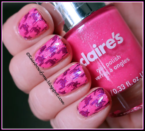 Claire's ~ Pink Sand