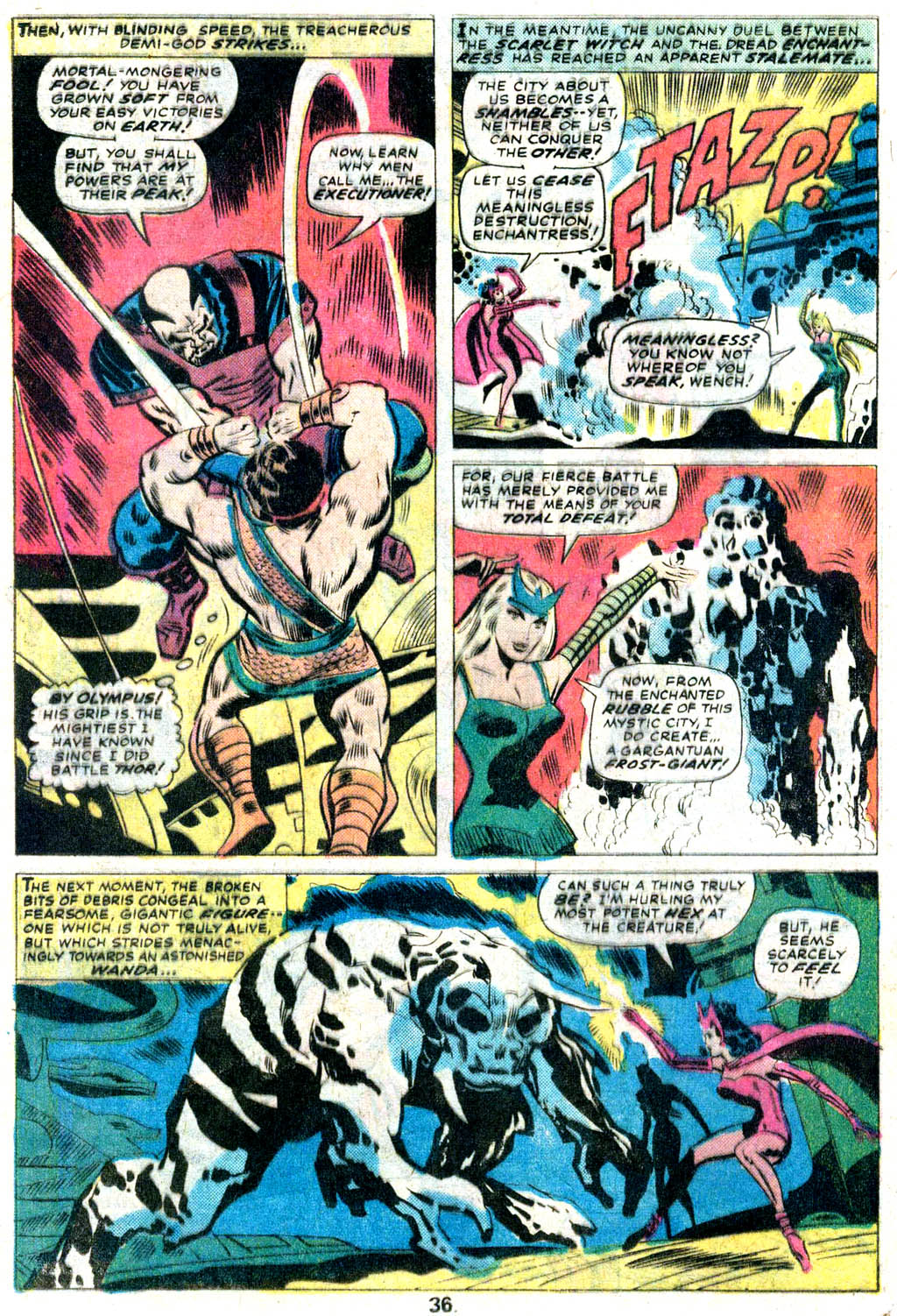 Giant-Size Avengers (1974) issue 5 - Page 28