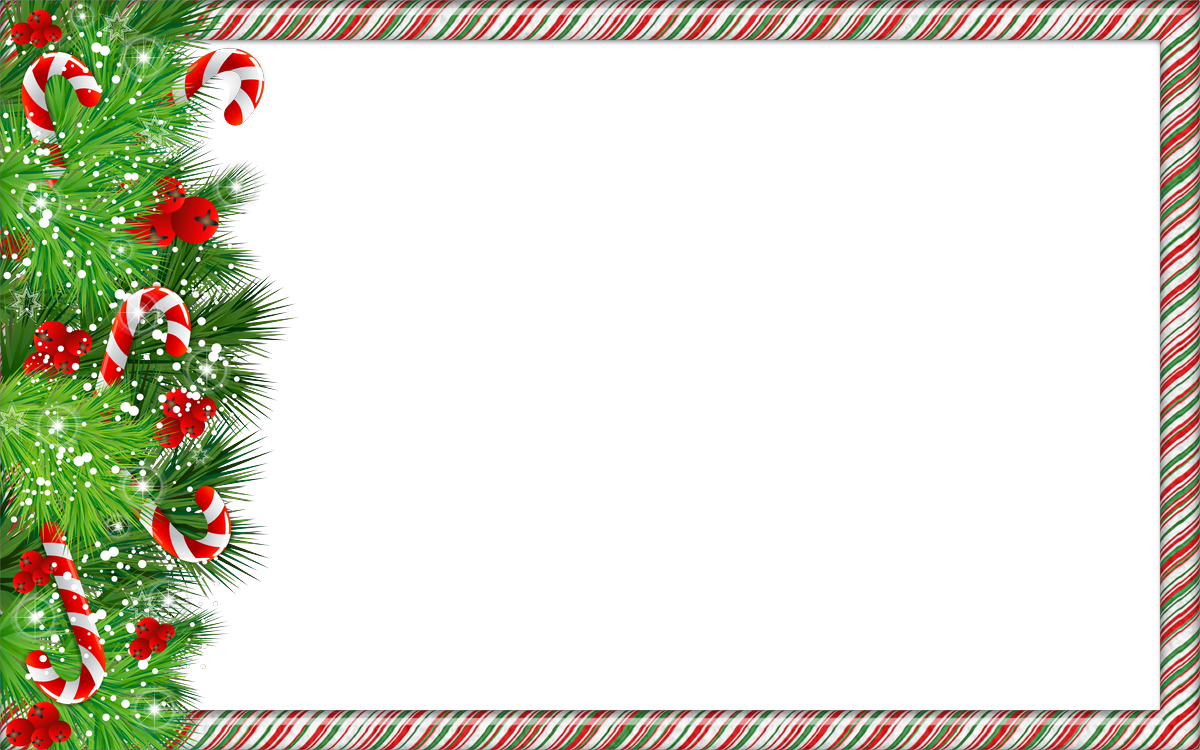 Marcos para fotos de Navidad y Año Nuevo. Escoge el tuyo. Nuevos ...