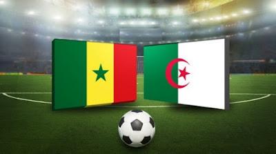 شاهد مباراة الجزائر والسنغال بث مباشر بطولة الامم الافريقية 2017 على الجوال