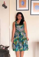 Joyful Sweetheart dress