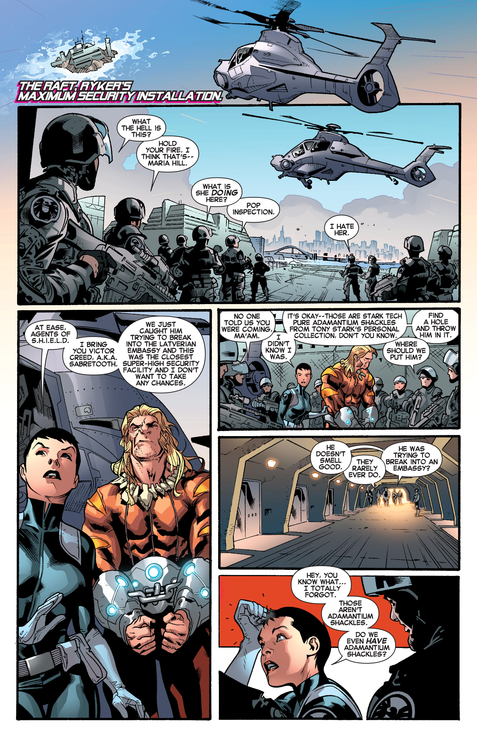 Read online All-New X-Men (2013) comic -  Issue # _Special - Here To Stay - 77