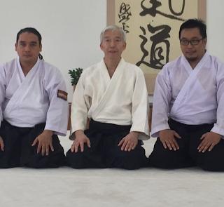 gambar Perkembangan Seni Beladiri Aikido di Indonesia