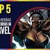 5 super-heroinas mais poderosas da Marvel