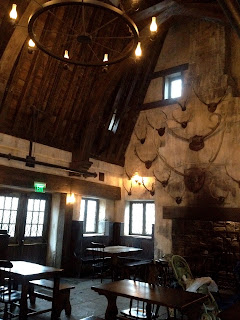 Three Broomsticks at Wizarding World of Harry Potter