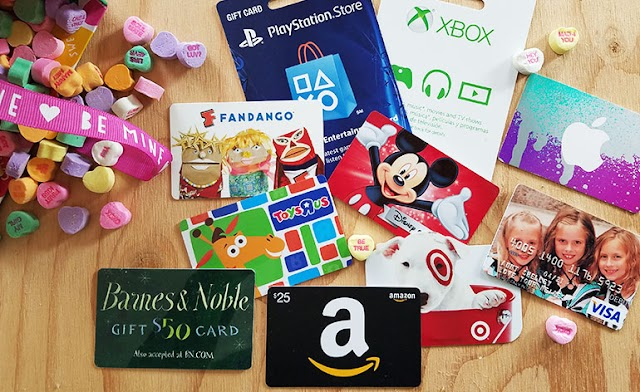 The Best Gift Cards