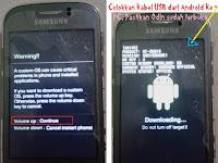 Cara Mudah Flash Android/Install Ulang Semua Jenis Android Menggunakan Odin 3.0.7 di PC + Download Firmware