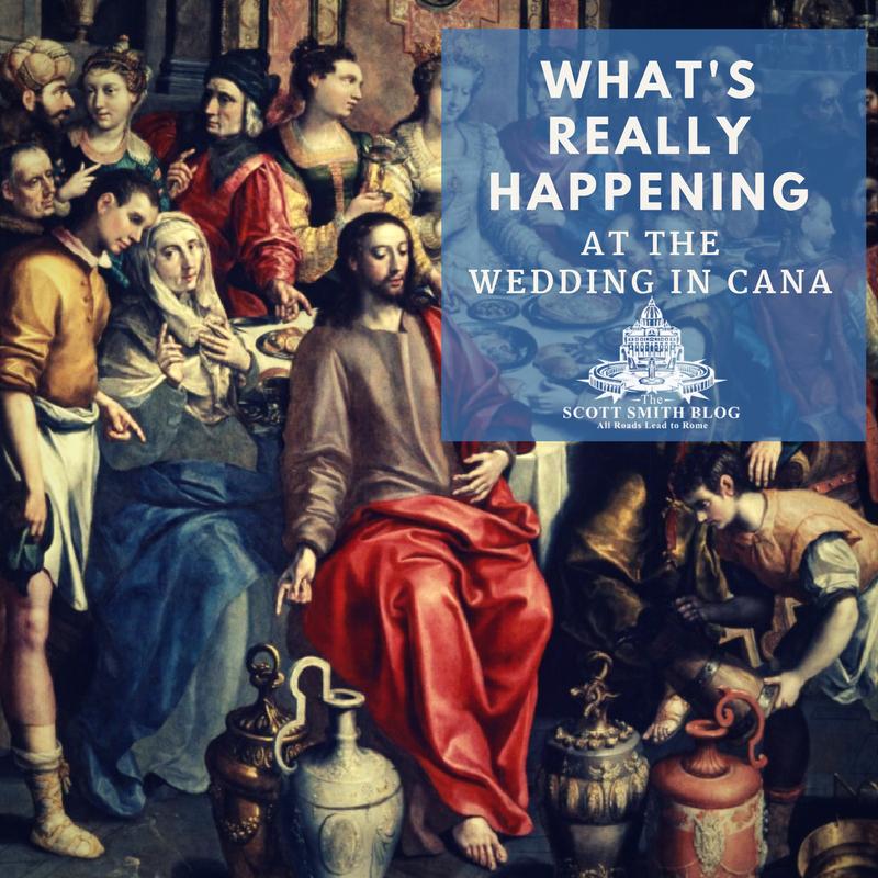 DEBRA: Wedding feast at cana catholic
