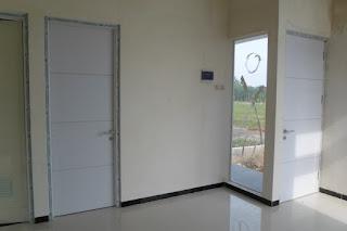 Jual Pintu Rumah Bahan MDF HPL - Furniture Semarang