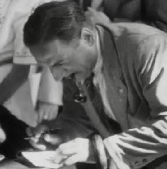 José Sanz Aguado en el X Campeonato de España de Ajedrez 1946