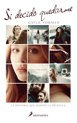 If I Stay - Gayle Forman (Reseña #9)