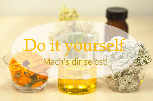 Do it yourself - Mach's dir doch selbst!