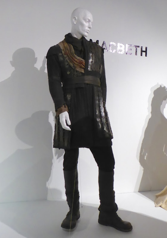 Michael Fassbender Macbeth movie costume