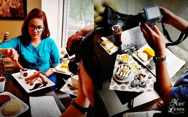 Tablea Chocolat Cafe Cebu YedyLicious Manila Food Blog Review