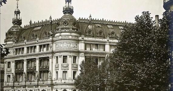 Histoire de l 39 art l 39 architecture des grands magasins - L histoire de l architecture ...
