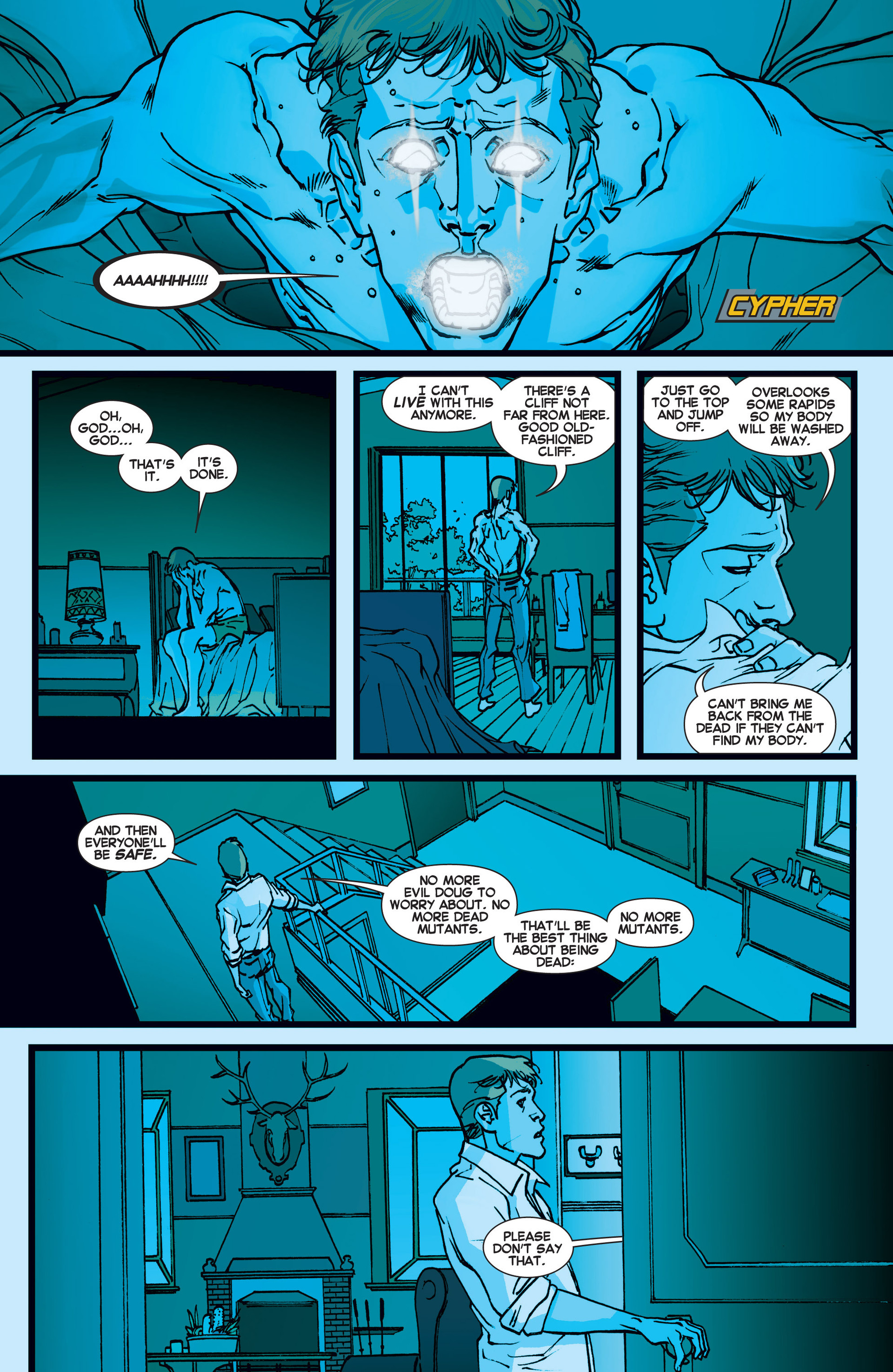 Read online All-New X-Factor comic -  Issue #6 - 4