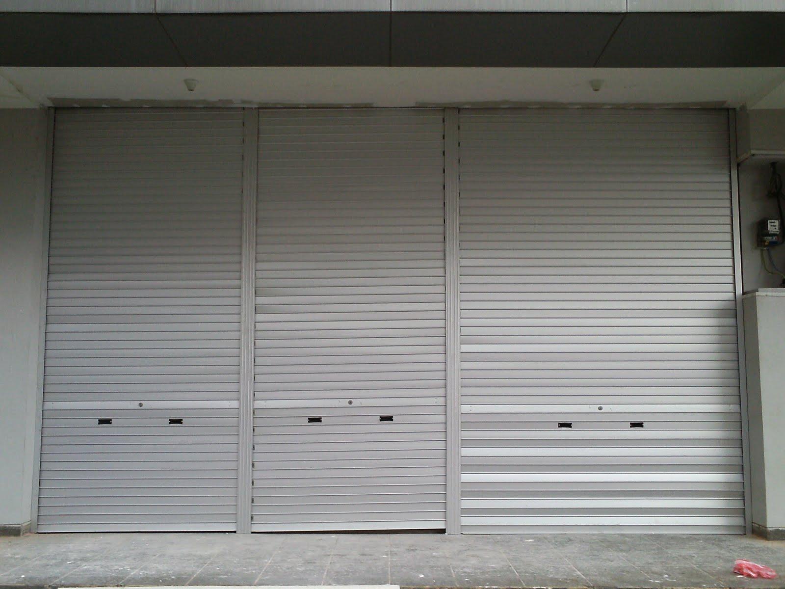 Harga Rolling Door Terbaru