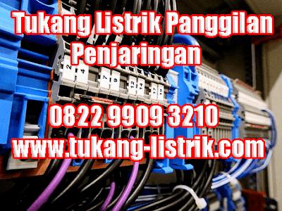 Jasa Tukang Listrik Panggilan 24 Jam Penjaringan Hub 082299093210