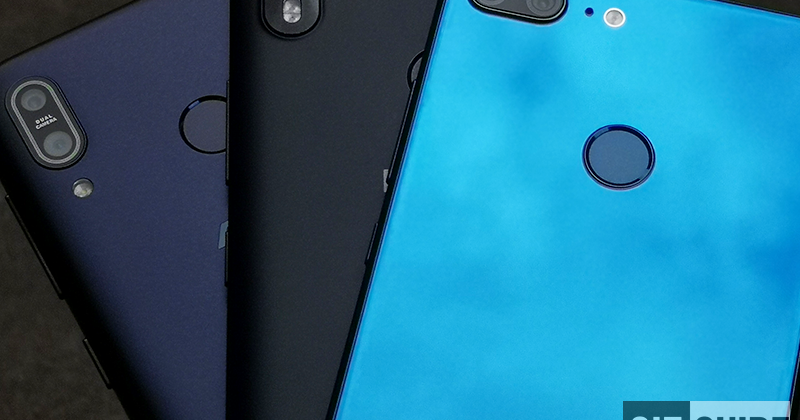 List of the best smartphones under PHP 10K (Q2 2018)