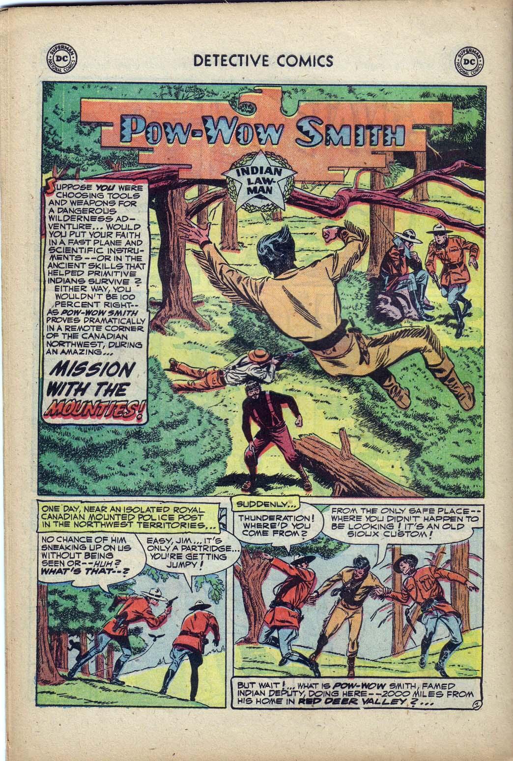 Read online Detective Comics (1937) comic -  Issue #190 - 34
