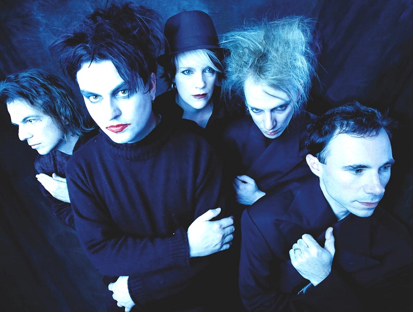 the cure - 90s