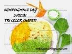 TriColour Chapathi