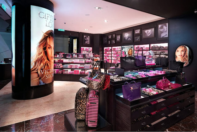 Victoria's Secret, Victoria's Secret Outlet Malaysia, Gurney Paragon Mall, Penang, Shopping, Lingerie, Fragrance, Girls Stuff, Valiram Group, handbag, luggage