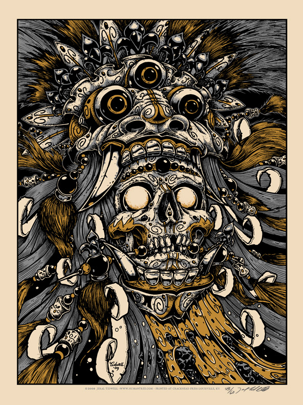 inside the rock poster frame blog new badass prints from
