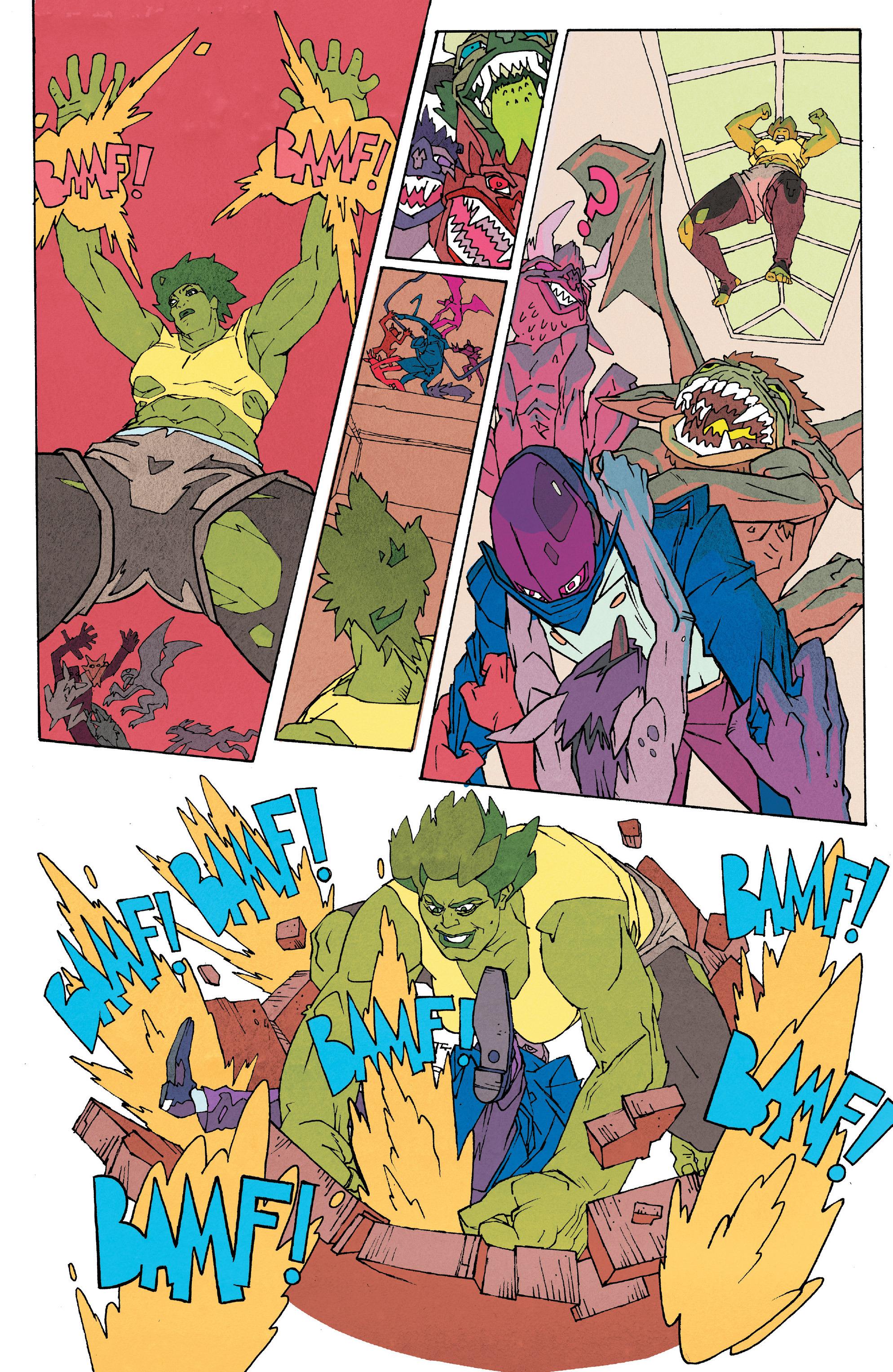 Read online She-Hulk (2014) comic -  Issue #6 - 11
