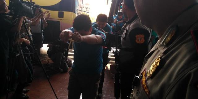 Polisi Bebaskan semua WNA Cina di Bogor