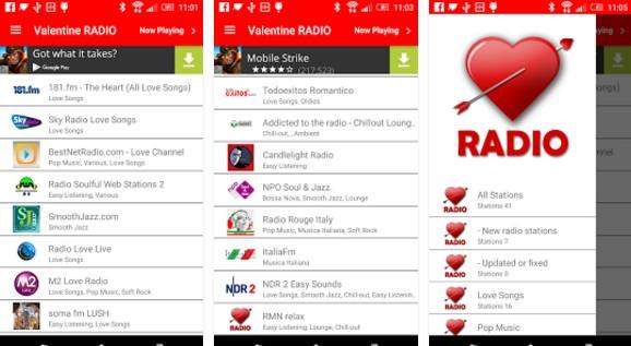 Love Songs & Valentine RADIO برنامج