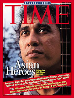 Iwan Fals Asian Hero, Iwan Fals Majalah Time, Virgiawan Listanto