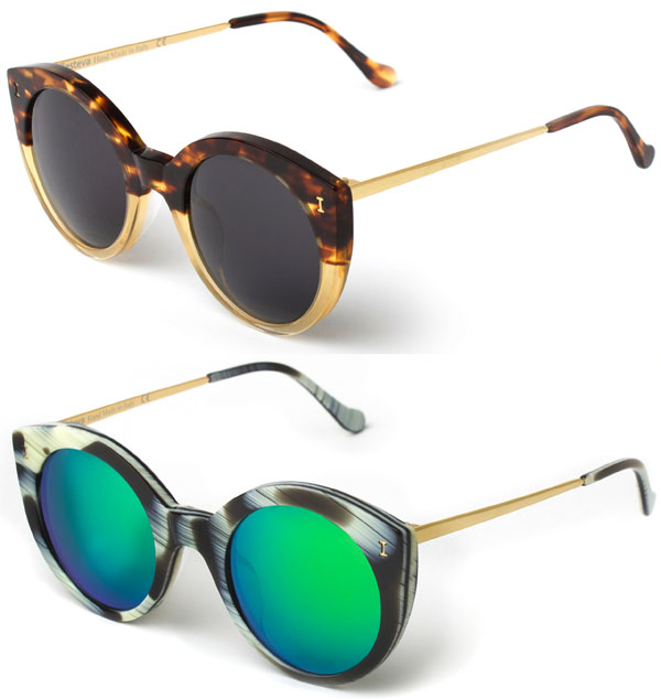 d96ecbed3891c Brilhos da Moda  Óculos de Sol Illesteva