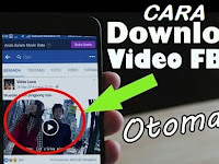 Cara Download Video di Facebook Pasti Sukses 100%