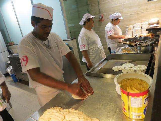 Penang Roti Canai