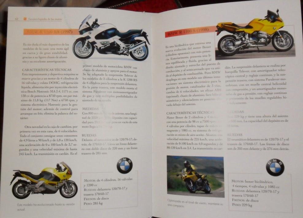 La Enciclopedia de las Motos LIBSA