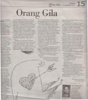 Cerpen Yus R. Ismail