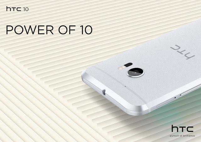 HTC 10 resmi rilis, andalkan kamera 12 MP 12-bit RAW dan BoomSound Hi-Res