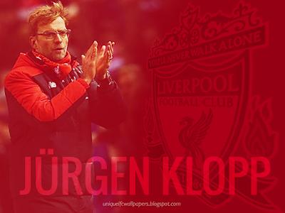 Jurgen Klopp Free Liverpool FC Wallpaper