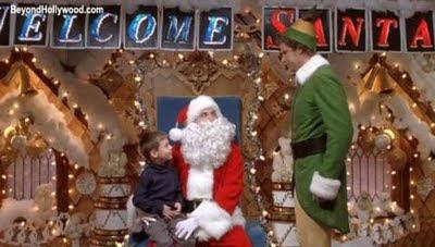 Christmas Believe Elf The Movie Santa Announcement