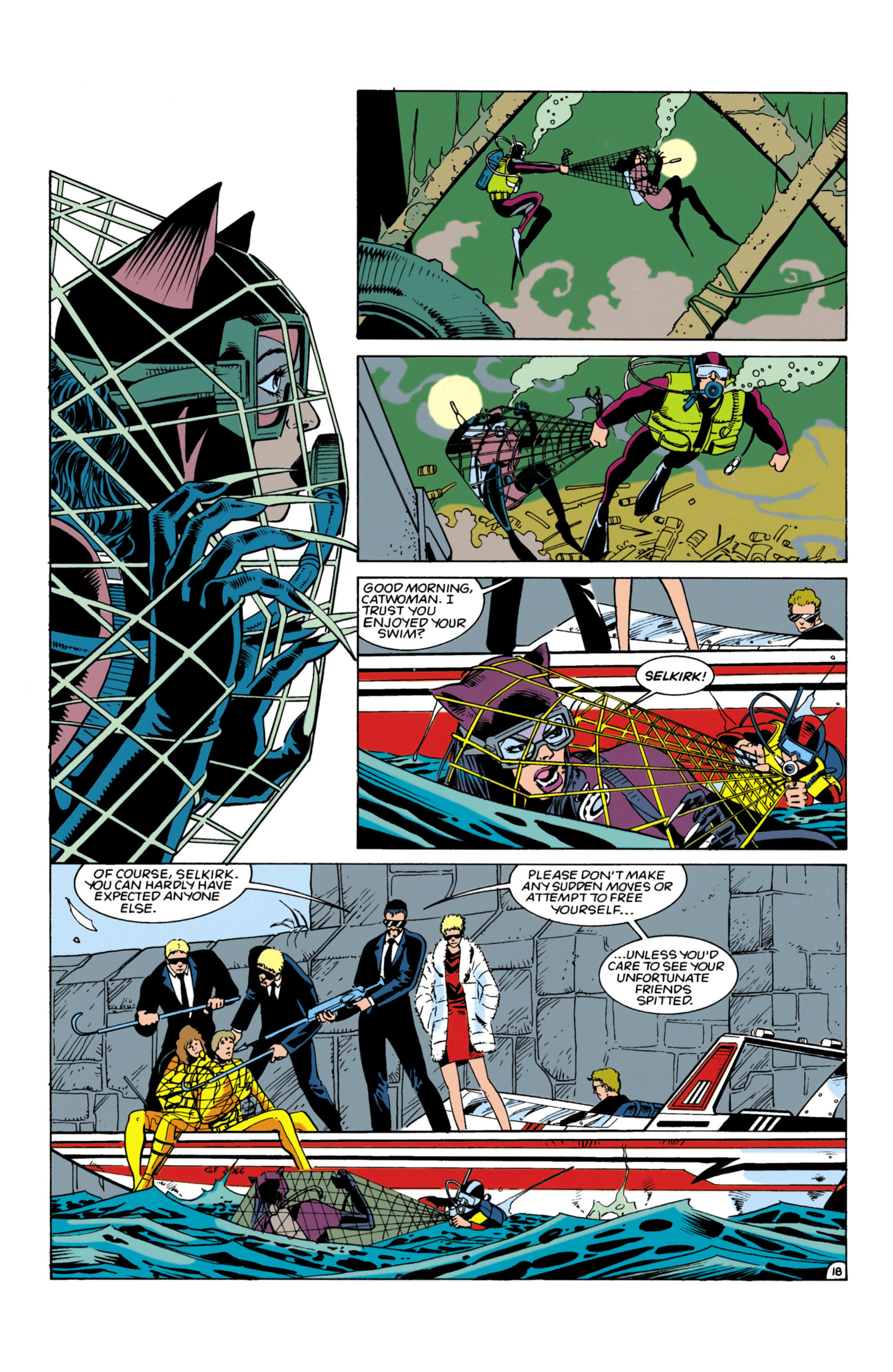 Catwoman (1993) Issue #13 #18 - English 19