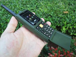Hape Antik Prince PC368 Antena Sinyal Kuat Beltklip