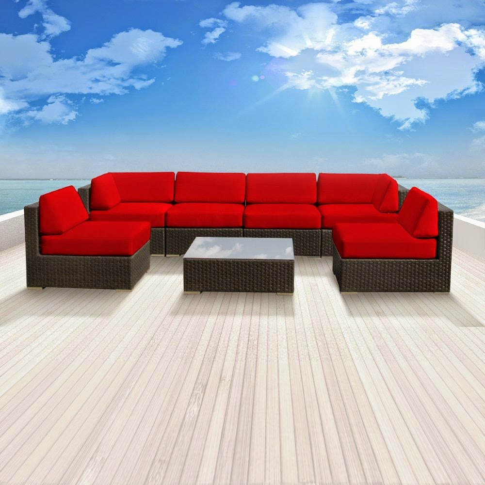 Genuine Luxxella Patio Sectional Furniture Gorgeous