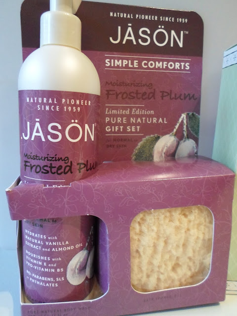 Jason Frosted Plum Body Wash